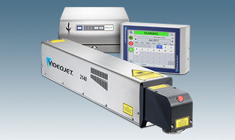 Videojet 3140 CO₂ Laser Marking Machine