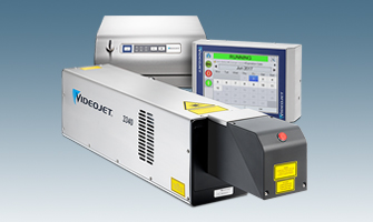 Videojet 3340 CO₂ Laser Marking Machine