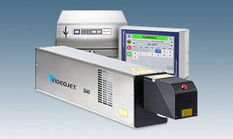 Videojet 3640 CO₂ Laser Marking Machine