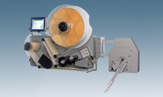 Videojet 9550 Print and Apply Front of Pack Labeler
