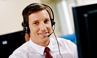 Speak with a Customer Service Representative