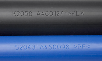 Fiber Laser Marking applications for Wire, Cable and Pipe
